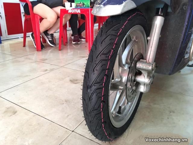 Vỏ xe không ruột loại nào tốt nhất hiện nay dành cho xe máy - 10