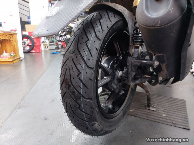 Vỏ xe pirelli 15070-14 angel scooter - 1