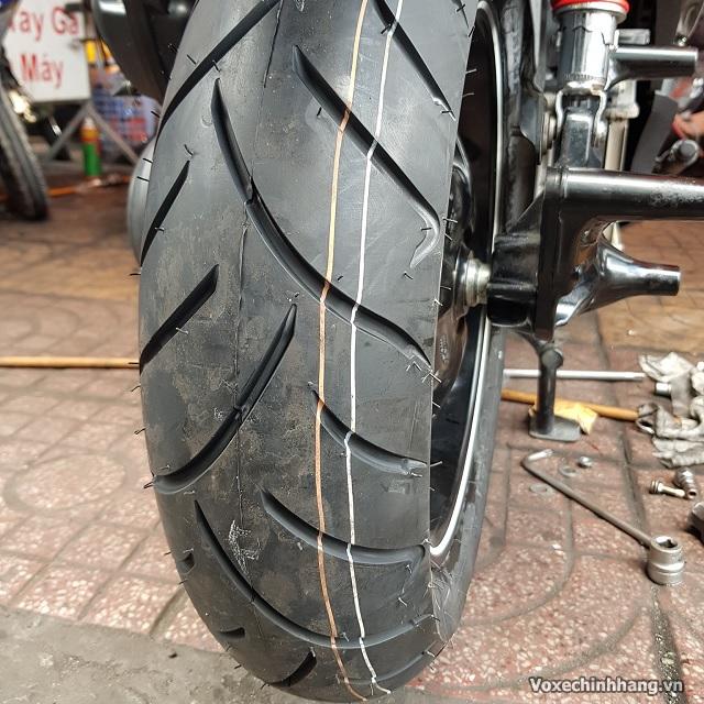 Yamaha nvx nên xài lốp xe nào giá bao nhiêu tiền - 4