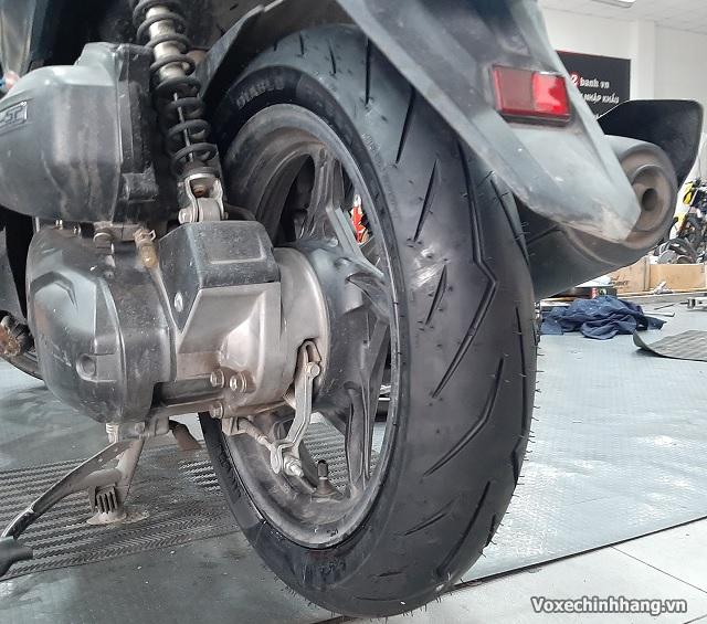 Thông số vỏ xe air blade bao nhiêu thay vỏ nào phù hợp - 5