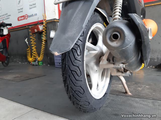 Thông số vỏ xe air blade bao nhiêu thay vỏ nào phù hợp - 7
