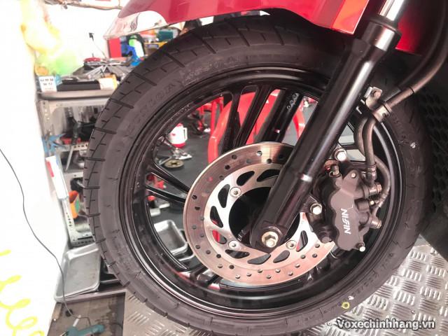 Lựa chọn vỏ xe sh nên dùng lốp michelin hay dunlop cho sh 125 150i - 2