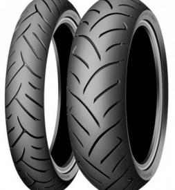 Lốp chống đinh Dunlop 120/70-12 SC SMART