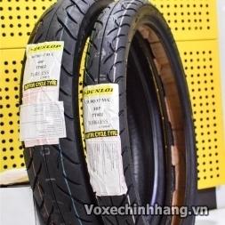Lốp chống đinh Dunlop 80/90-17 TT902