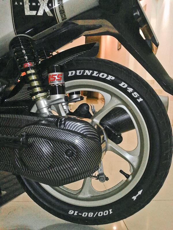 Lựa chọn vỏ xe Nouvo LX: Dùng loại lốp nào tốt nhất?
