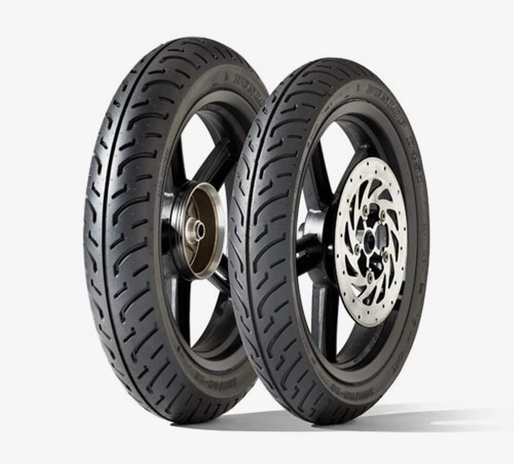 Tại sao vỏ lốp xe máy lại thường là màu đen mà không phải màu nào khác?