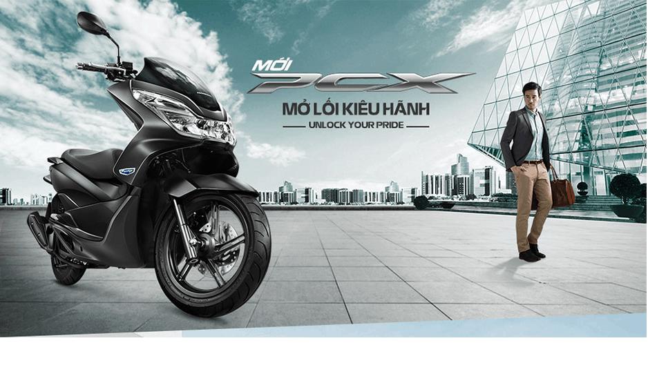 Lựa chọn vỏ xe PCX 125: Có thể thay lốp chống đinh Michelin cao cấp
