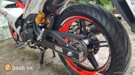 Lựa chọn lốp xe Exciter 150: Độ lốp Michelin 140 hay Metzeler
