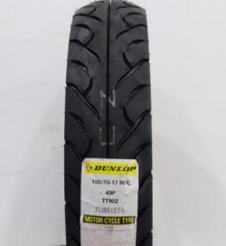 Vỏ xe Dunlop 100/70-17 TT902