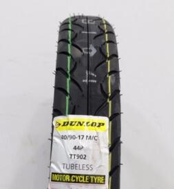 Vỏ xe Dunlop 80/90-17 TT902