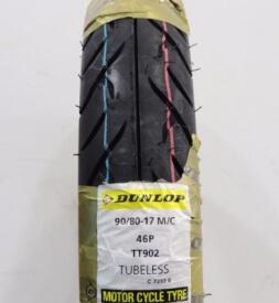 Vỏ xe Dunlop 90/80-17 TT902