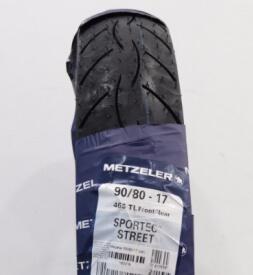 Vỏ xe máy Metzeler 90/80-17
