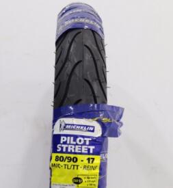 Vỏ xe Michelin Pilot Street 80/90-17