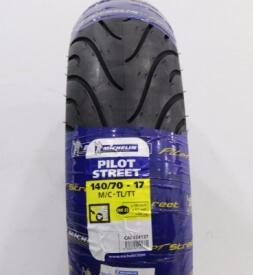Vỏ xe Michelin Pilot Street 140/70-17