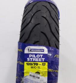 Vỏ xe Michelin Pilot Street 120/70-17
