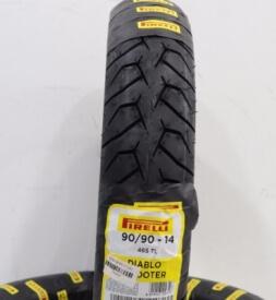 Vỏ xe Pirelli 90/90-14 Diablo Scooter