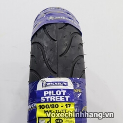Vỏ xe Michelin Pilot Street 100/80-17