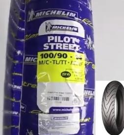 Vỏ xe Michelin Pilot Street 100/90-14