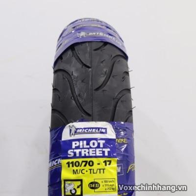 Vỏ xe Michelin Pilot Street 110/70-17