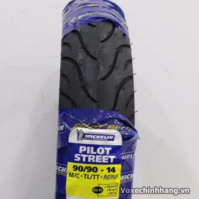 Vỏ xe Michelin Pilot Street 90/90-14