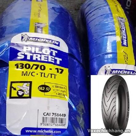 Vỏ xe Michelin Street 130/70-17
