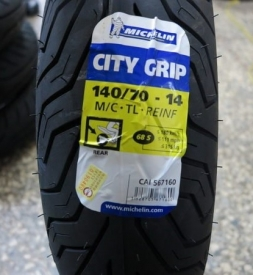 Vỏ xe Michelin City Grip 140/70-14