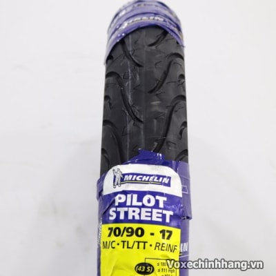 Vỏ xe Michelin Pilot Street 70/90-17