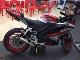 Yamaha R15 thay vỏ Pirelli 150 có tốt không? Giá bao nhiêu?
