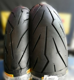 Vỏ xe Pirelli Diablo Rosso Sport 150/60-17