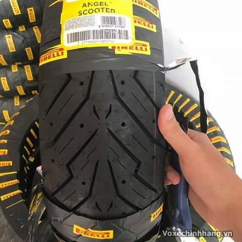 Vỏ xe Pirelli 100/80-14 Angel Scooter