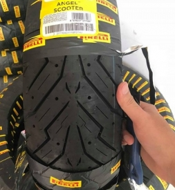 Vỏ xe Pirelli 100/80-14 Angel Scooter