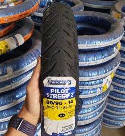 Vỏ xe Michelin Pilot Street 2 80/90-14