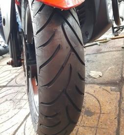 Vỏ xe Dunlop 110/80-14 Scoot Smart